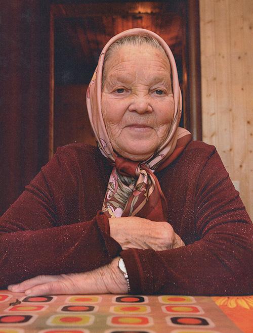 Тетя Нюра. Фото диакона Андрея Радкевича